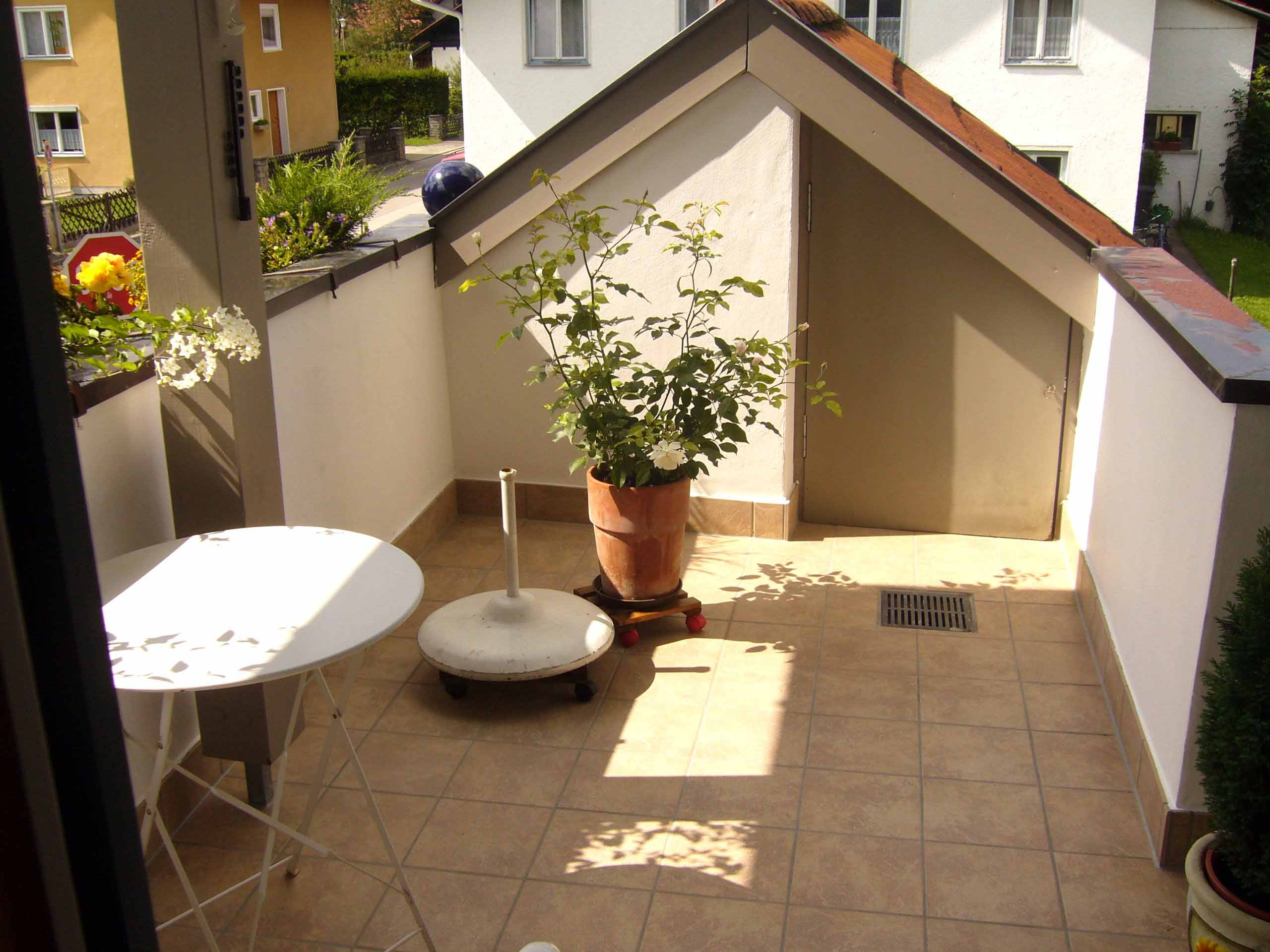 Balkon Mediterranfliesen Mammel