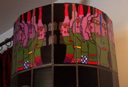 hundertwasser kreativ umgesetztfliesen mammel. Black Bedroom Furniture Sets. Home Design Ideas